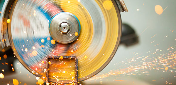 Abrasive-Wheel Courses