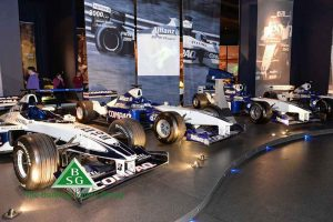 Williams Museum F1 LR